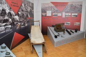 Muzejski večer V roki puškica, doma pa ljubica @ Ullrichova hiša | Kranj | Slovenija