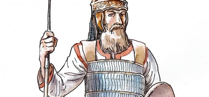 Razstava V blesku kovinske oprave – Poznoantična lamelna oklepa iz Kranja