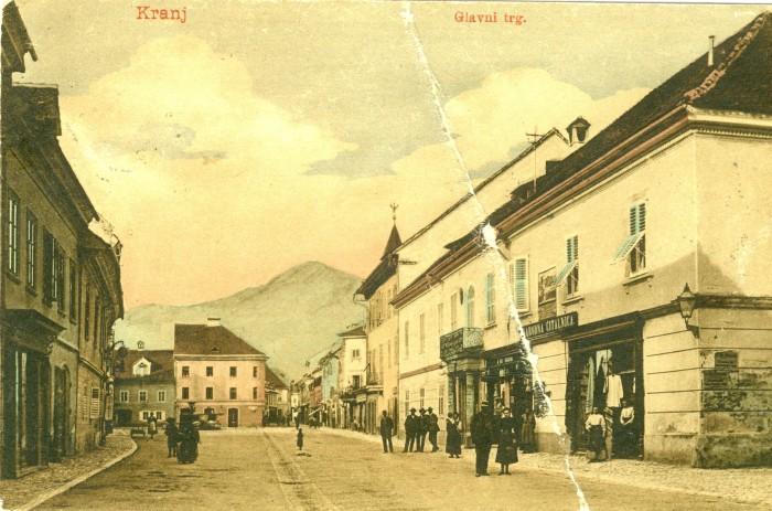 (Slovenski) Muzejski večer 150 let Narodne čitalnice v Kranju