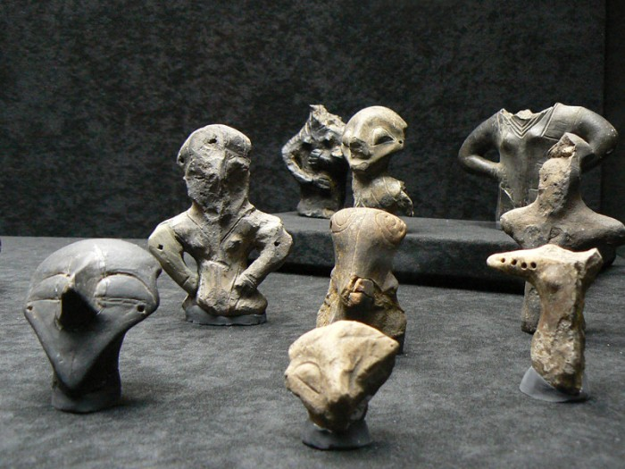 Delavnica in muzejski večer Življenje v glini