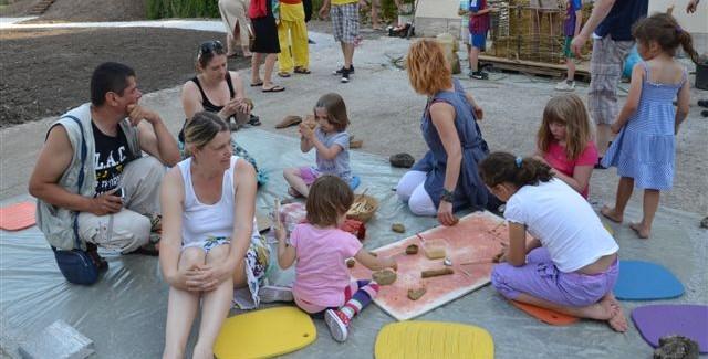 Poletne otroške delavnice