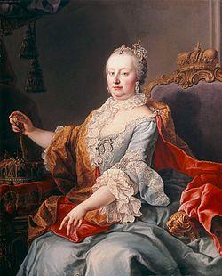Muzejski večer Gorenjci in čas Marije Terezije