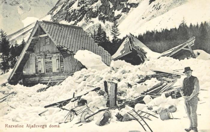 Muzejski večer Zgodovina meteoroloških opazovanj na Gorenjskem