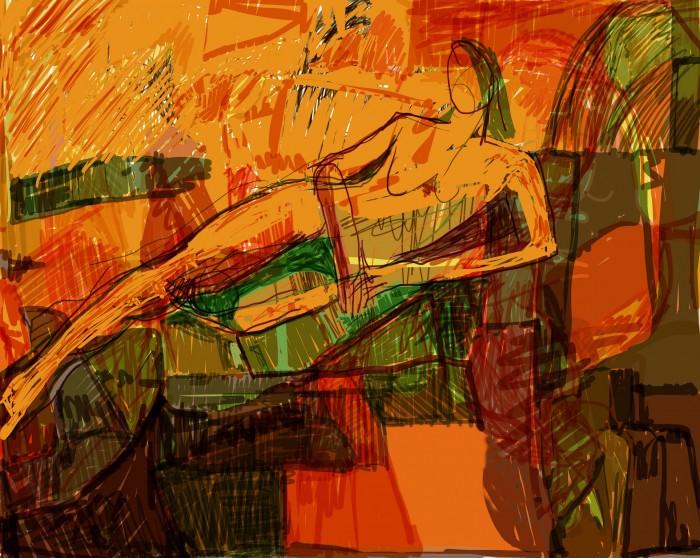 Razstava digitalnih slik Irene Jeras Dimovske