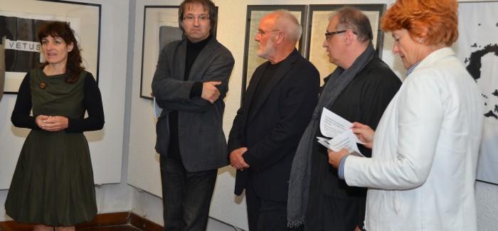 Bienalna razstava Risba in slika v prostoru Alpe Jadran
