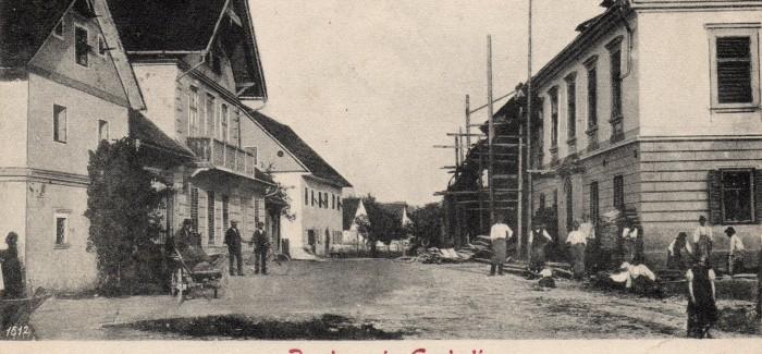 Odprtje razstave ob 150-letnici Petrovčeve hiše