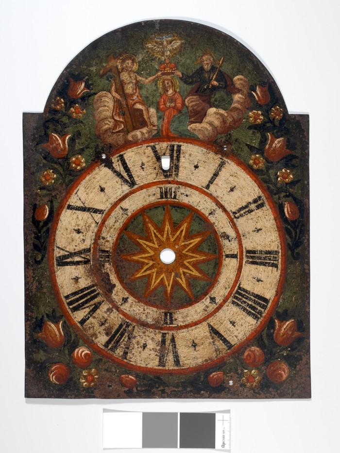 Delavnica za odrasle Poslikave na lesene stenske ure