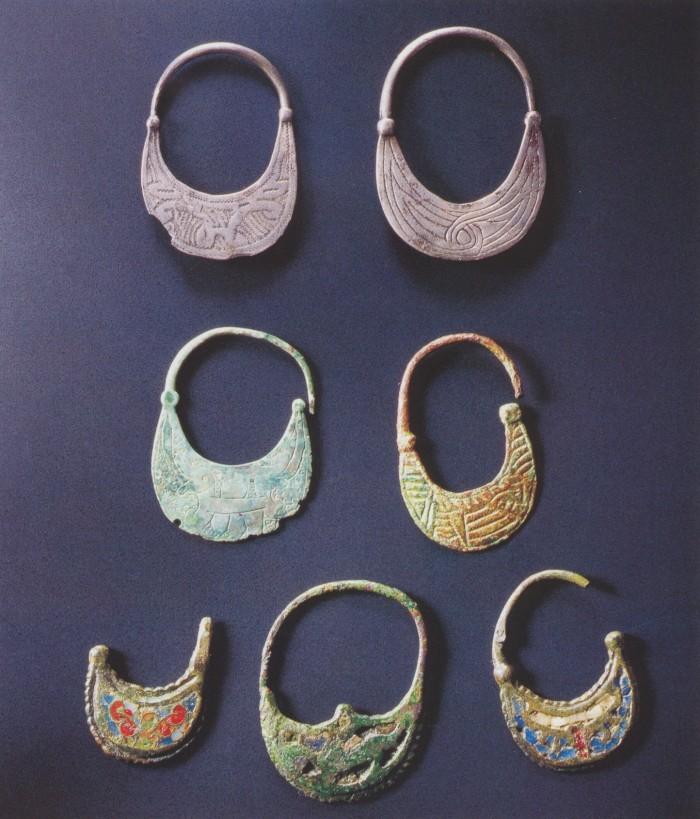 Otroška delavnica Izdelava nakita po vzoru slovanskih žena