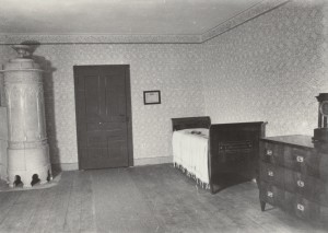 Prešernova spalnica