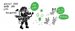 Odprtje razstave stripov, ilustracij in grafik Kaja Avberšek in Stefano Ricci:  Skrivnosti in risani zvok @ Gorenjski muzej - Mestna hiša | Kranj | Slovenija