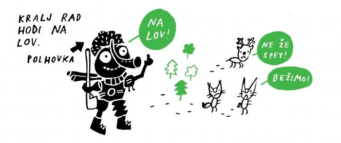 Odprtje razstave stripov, ilustracij in grafik Kaja Avberšek in Stefano Ricci:  Skrivnosti in risani zvok