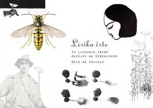 Odprtje razstave Lirika črte @ Galerija Loškega muzeja | Škofja Loka | Slovenija