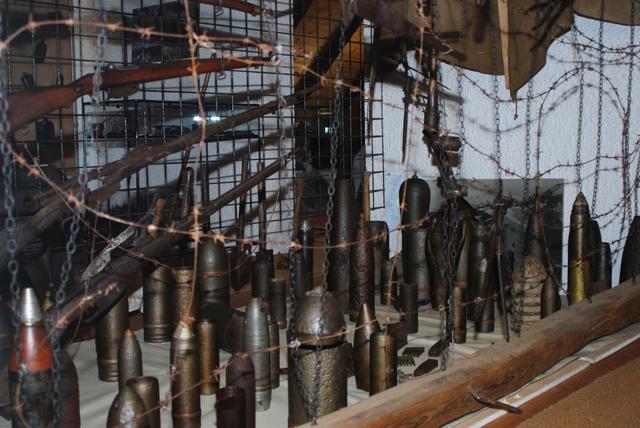 Odprtje razstave Mirno vojaki spite večno spanje: Gorenjska in Gorenjci 1914-1918