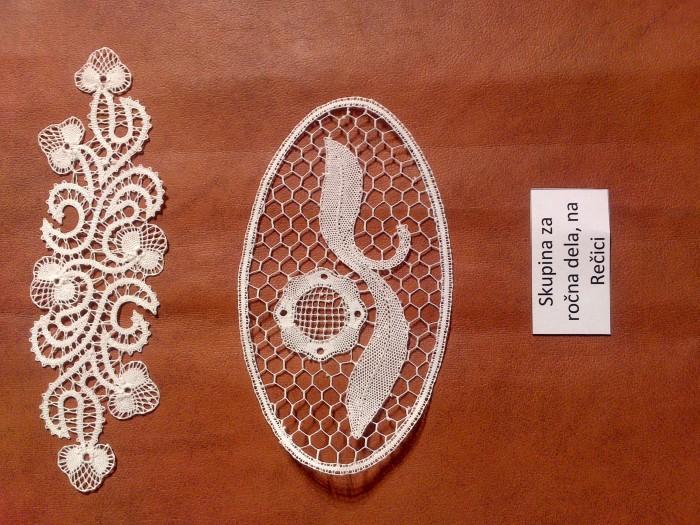 Odprtje razstave Srečne čipke – sodelovanje in ustvarjanje prinaša srečo