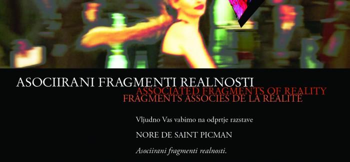 Nora de Saint Picman Asociirani fragmenti realnosti