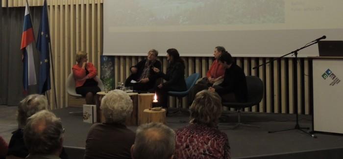 Pripovedovalski večer v Infocentru Triglavska roža Bled