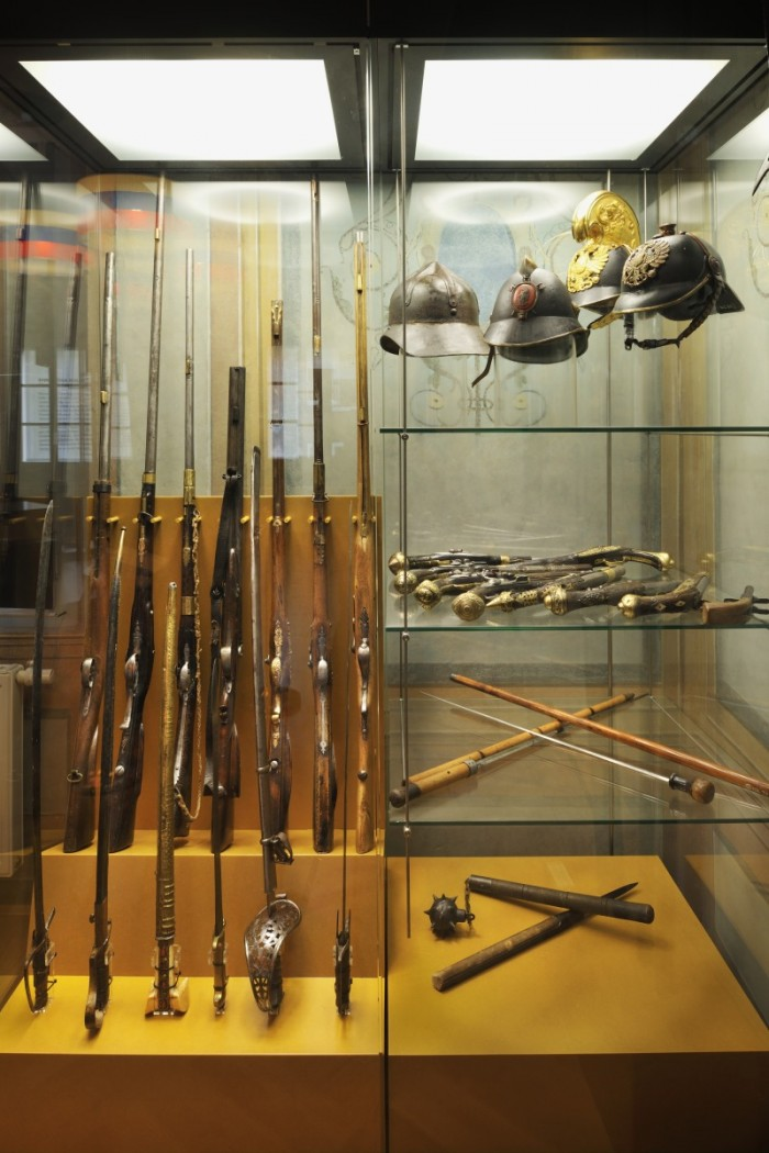 Muzejski večer Razvoj ognjenega orožja od zgodnjih začetkov do današnjih dni