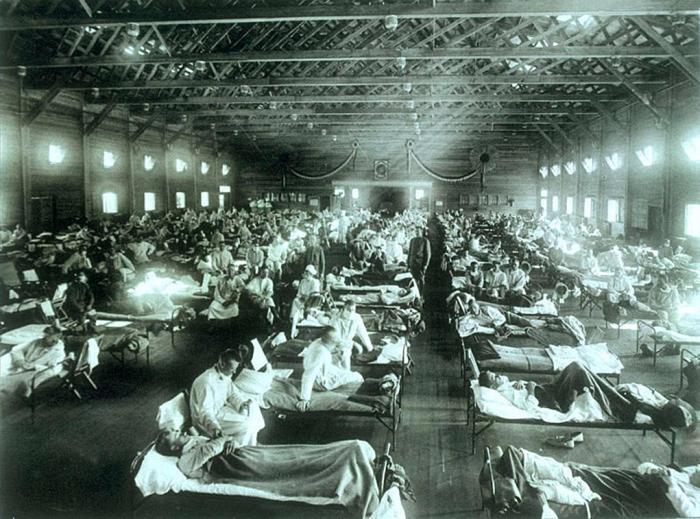 Muzejski večer Španska gripa