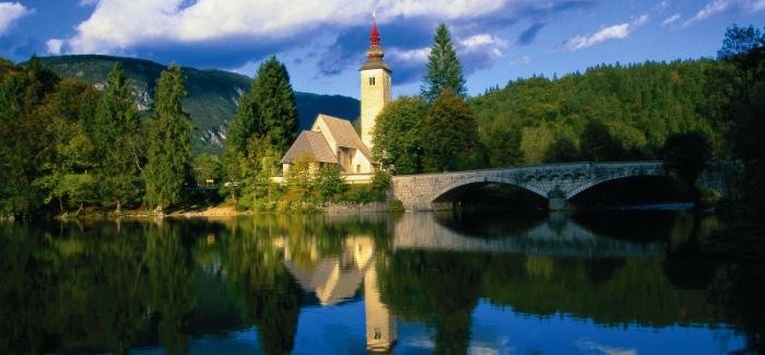 (Slovenski) Odprtje razstave Sv. Janez Krstnik – starodavno svetišče ob Bohinjskem jezeru
