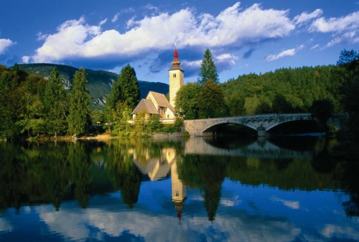 (Slovenski) Otvoritev razstave: Sv. Janez Krstnik – starodavno svetišče ob Bohinjskem jezeru