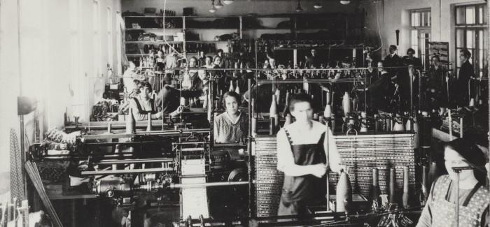 Muzejski večer Življenje delavcev v kranjskih tovarnah