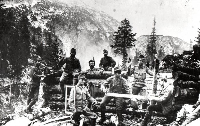 3. zgodovinski dan – Tako srdite vojske, kot je ta, še ni bilo: Gorenjska v času prve svetovne vojne in soška fronta 1915–1917