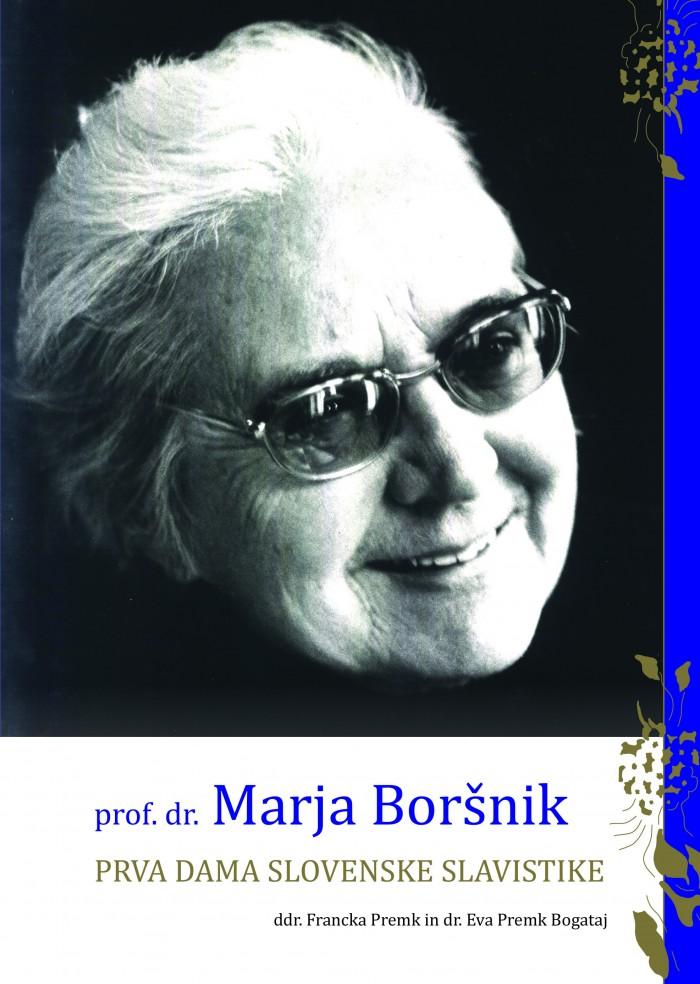 Okrogla miza o prof. dr. Marji Boštnik