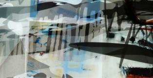 Chris Engels, Lichtwege, Foto, 60 x 80 cm, 2014