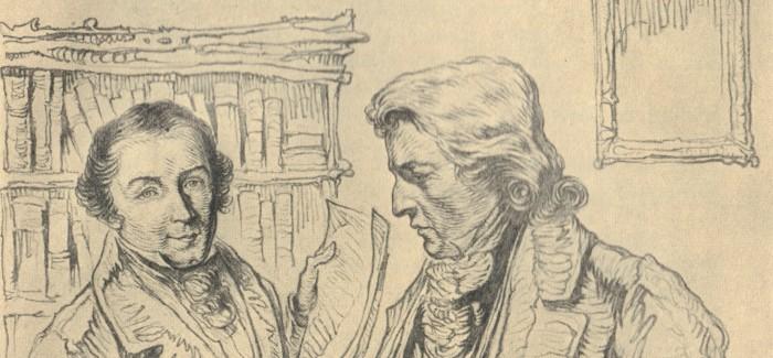 Odprtje razstave Ljubézni vére, in mirú in správe: France Prešeren v obdobju 1831–1836