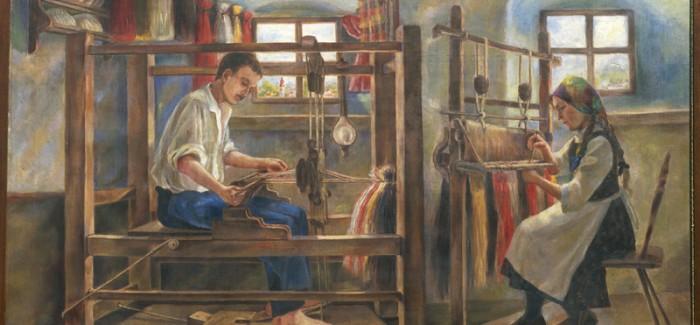 Razstava o sitarstvu gostuje v Muzeju slamnikarstva v Domžalah