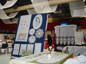4.   9.11.2012 Mednarodni festival vezenja v Velenju