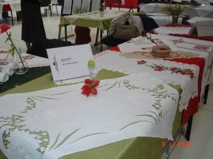 5.    9.11.2012 Mednarodni festival vezenja v Velenju