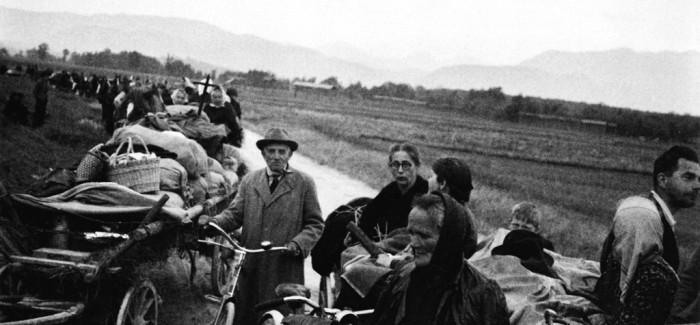 Muzejski večer Umik čez Ljubelj 1945 in leta po njem
