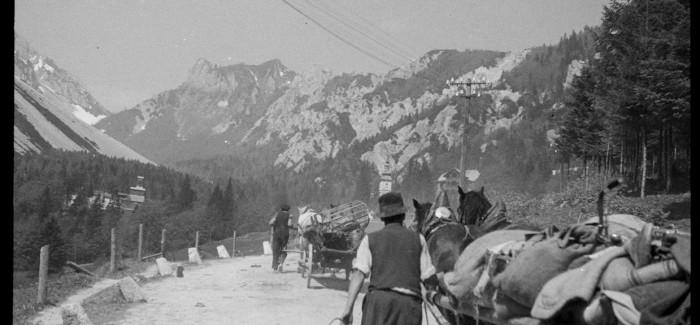 Odprtje razstave Umik čez Ljubelj 1945 skozi objektiv Marjana Kocmurja
