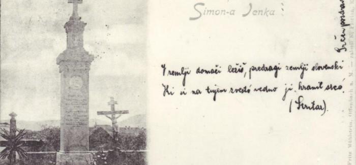 (Slovenski) Odprtje razstave Čut se zlije mi v besede – Simon Jenko in Jenkovi nagrajenci