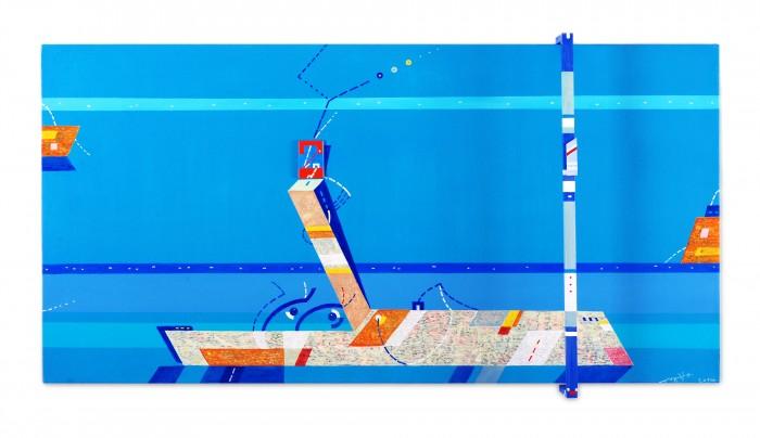 Odprtje razstave del Klavdija Tutte Mediteranski svetilniki, mediteranska plovila 2012 – 2016
