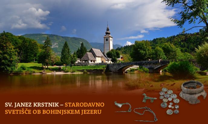 Gostovanje razstave Sv. Janez Krstnik – starodavno svetišče ob Bohinjskem jezeru