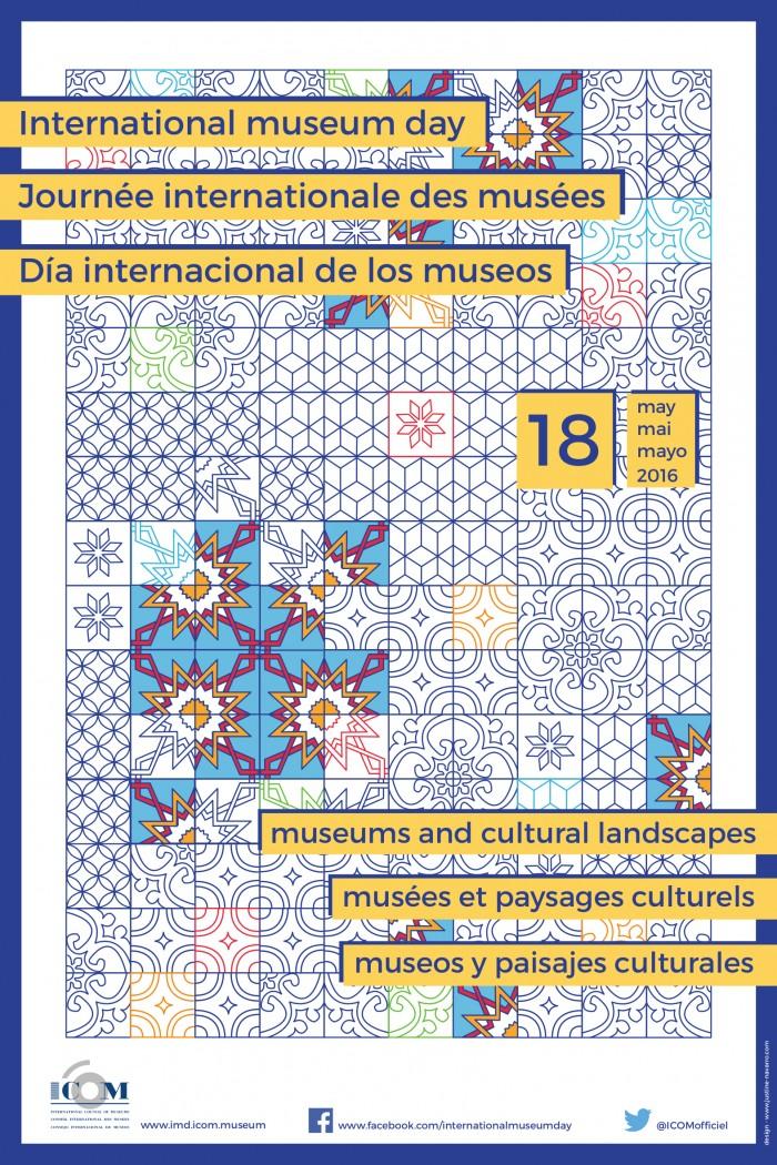 Mednarodni dan muzejev; 18. maj 2016