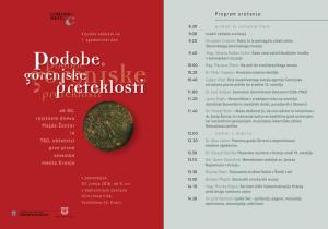 Podobe gorenjske preteklosti - 1. zgodovinski dan @ Ullrichova hiša | Kranj | Kranj | Slovenija