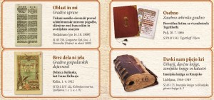 Muzejski večer Arhivi - zakladnice spomina @ Ullrichova hiša   Kranj   Kranj   Slovenija