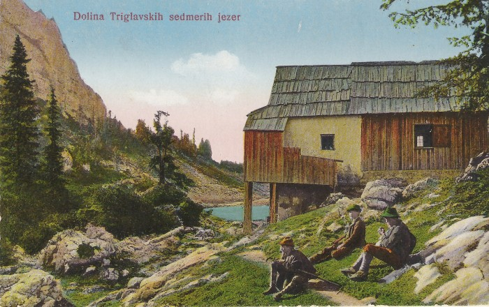 Muzejski večer Julijske Alpe nekoč in danes