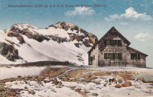 Odprtje gostujoče razstave Planinska koča @ Grad Khislstein | Kranj | Slovenija