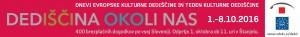 <!--:SI-->Dnevi evropske kulturne dediščine<!--:--> @ Gorenjski muzej | Kranj | Kranj | Slovenija