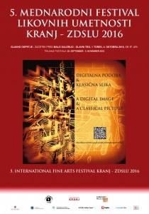 Javno vodstvo po 5. mednarodnem festivalu likovnih umetnosti @ Prešernova hiša | Kranj | Kranj | Slovenija