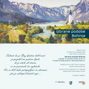 (Slovenski) Odprtje stalne razstave Izbrane podobe Bohinja @ Muzej Tomaža Godca | Bohinjska Bistrica | Radovljica | Slovenija