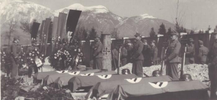 Predstavitev kataloga Nemci in partizani – Nemške izgube na Gorenjskem med mitom in resnico