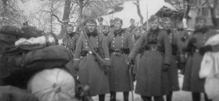 Odprtje razstave Nemci in partizani