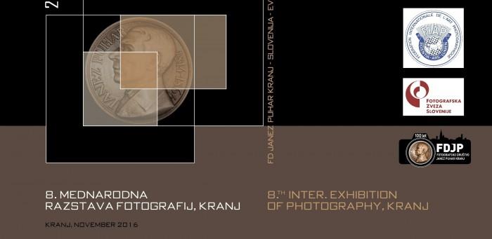 8. Mednarodna razstava fotografij, Kranj