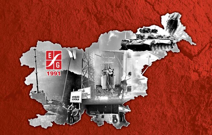 Muzejski večer Elektrika kot orožje v boju za samostojno Slovenijo leta 1991