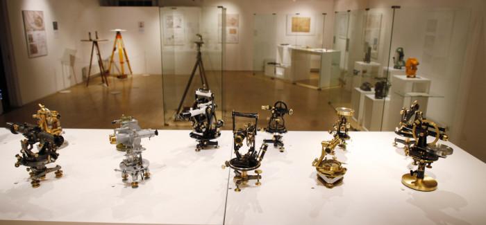 Odprtje razstave Geodetski instrumenti in oprema